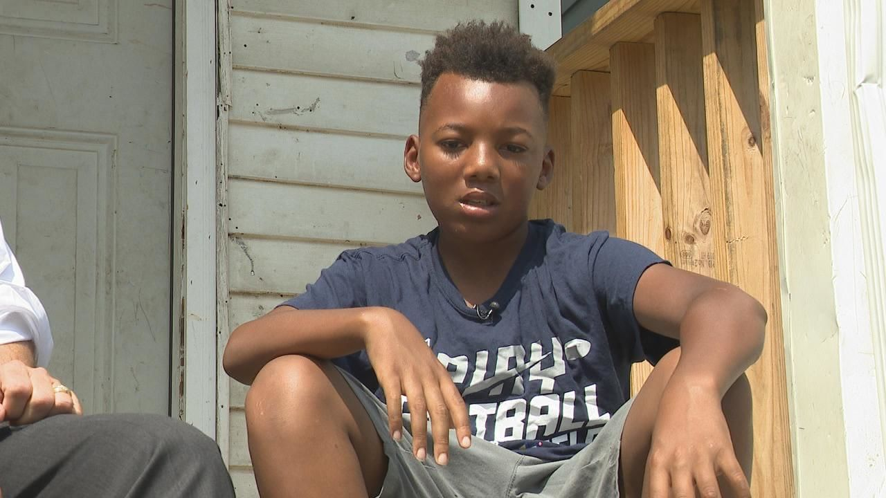 <p>A Columbus fifth-grader is begging an alleged crook to return his stolen bicycle. (WSYX/WTTE)</p>{&nbsp;}