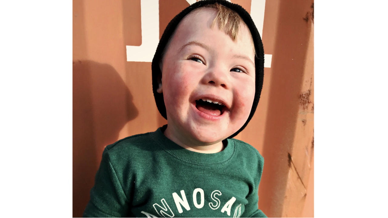 Wesley Ryatt Short of Gilman, Illinois was announced as an ambassador for Nothing Down, an organization aiming to change the way the world views Down syndrome. (Photo provided by the family)