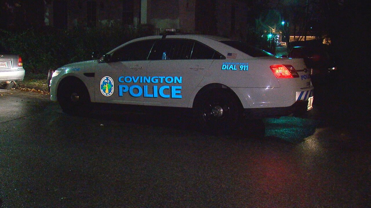A man was shot and killed in Covington late Monday night. (WKRC)