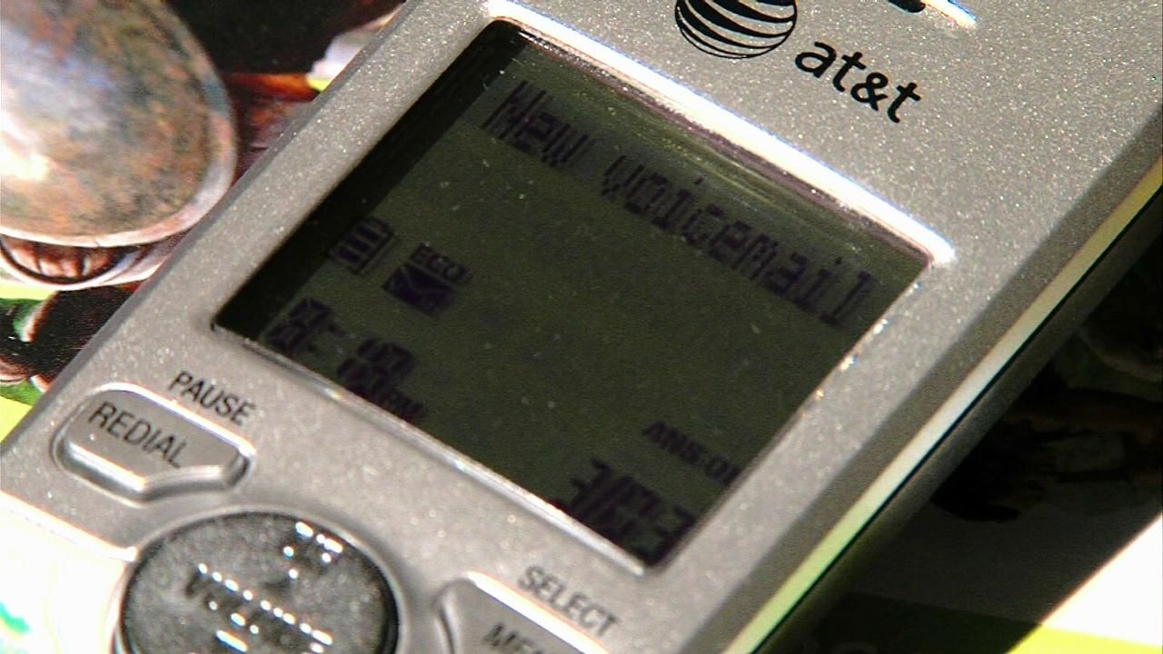 Imposter phone calls ranked No. 1 complaint in federal calling data. (Photo: KUTV)