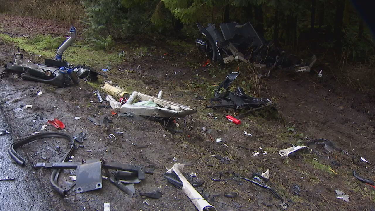 North Bend woman dies in head-on crash on highway notorious for collisions (KOMO News)