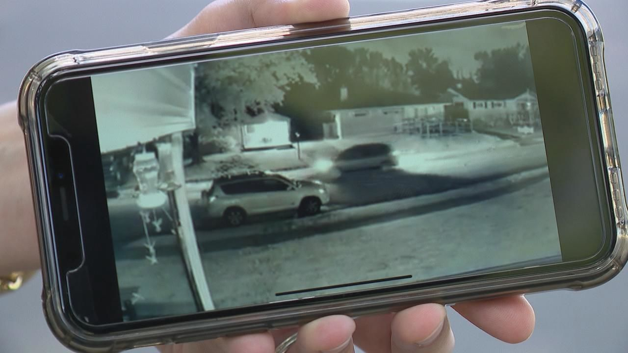 A west Columbus man says after posting about his car being stolen in a community Facebook group, someone who lives nearby responded with video of his car being abandoned (WSYX/WTTE)