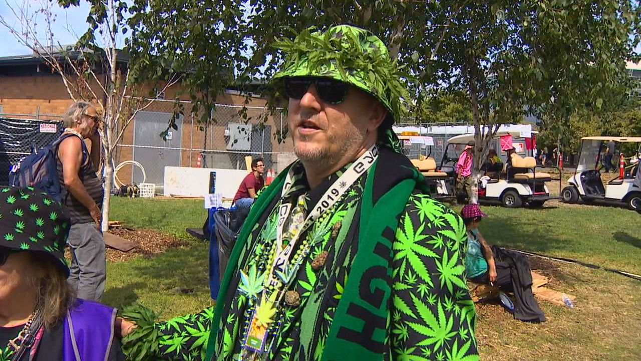Security top priority as thousands attend Seattle's 28th annual Hempfest{ } (KOMO News)
