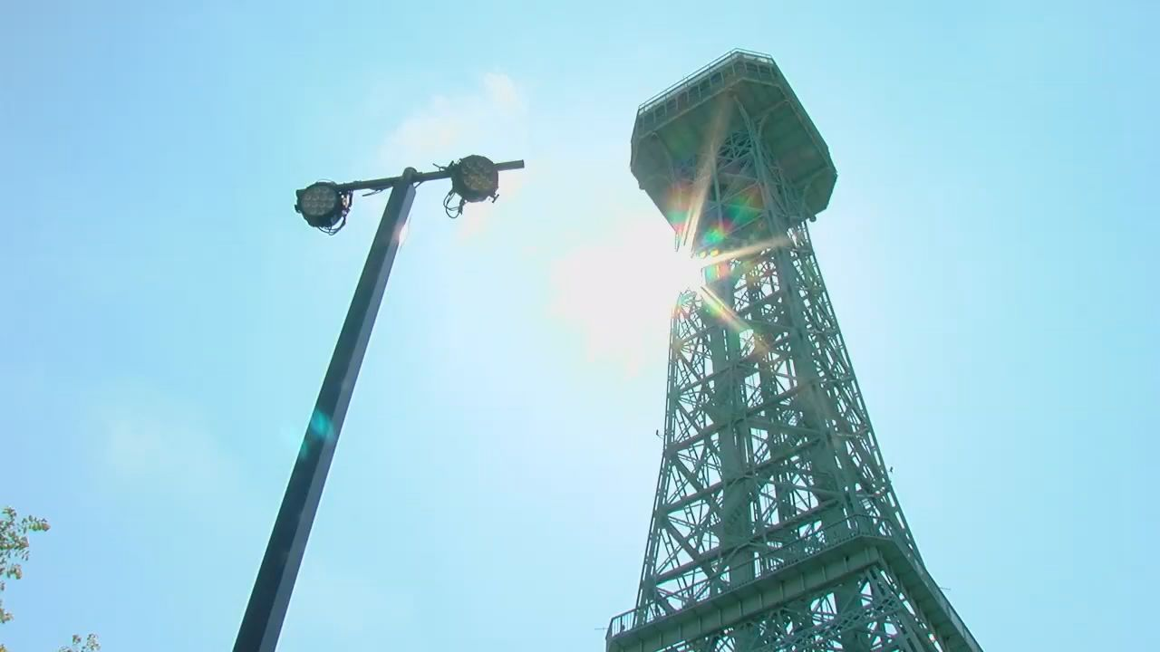 Kings Island has ranked 4th on a USA Today list. (WKRC)