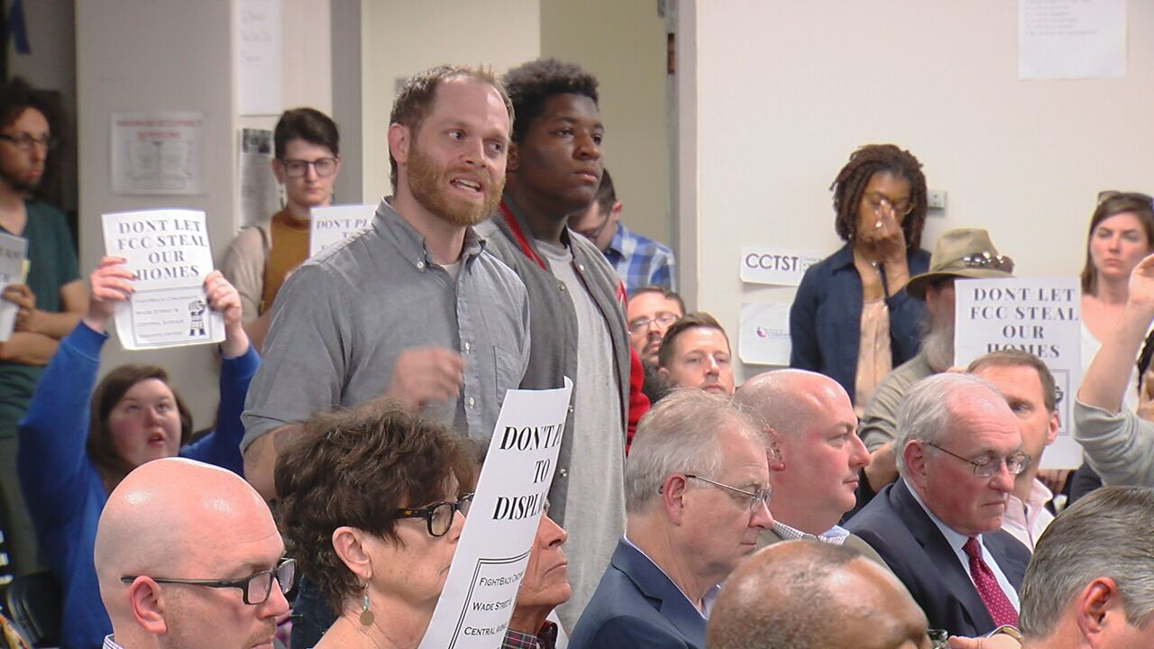A day after tempers rose over FC Cincinnati's stadium plans, two city councilmembers are offering a possible solution. (WKRC)