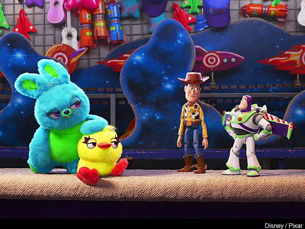 "Just as the movie is ready to hit theaters, a themed RV will roll into Utah and word is, ""Toy Story"" fans will not want to miss this RV coming into Lehi, Utah. (Photo: Disney / Pixar)"