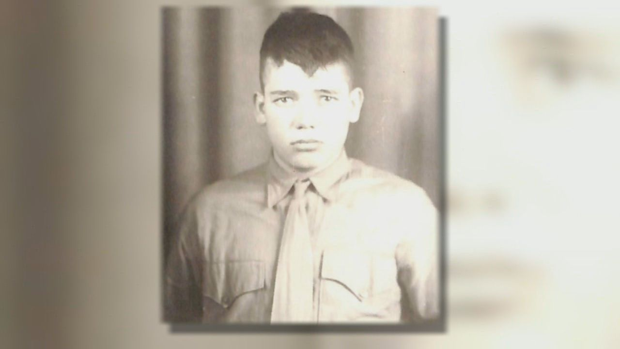 For decades, Pfc. William Brandenburg was missing. Later this week, he makes a final journey home. (U.S. Marine Corps)