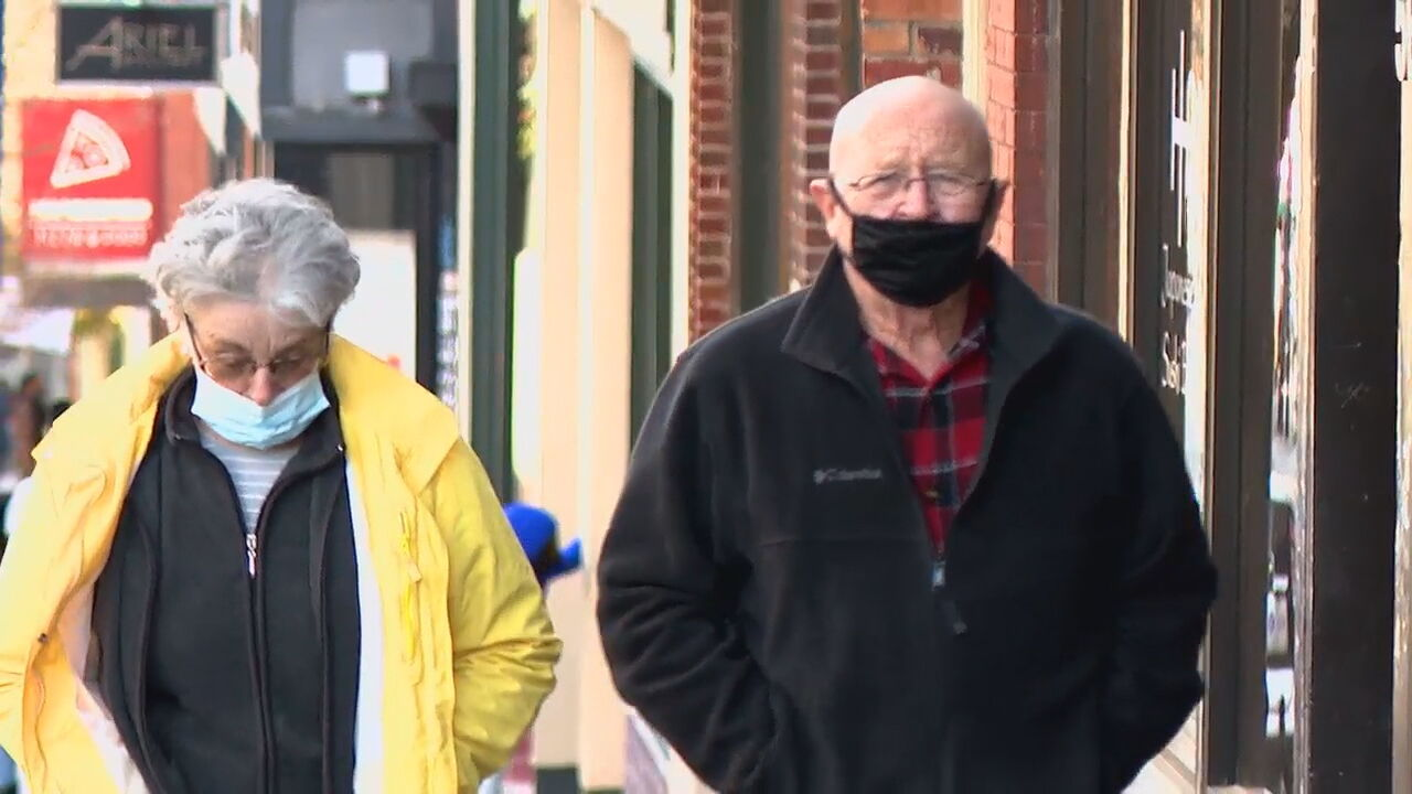 Dr. Dara Bushman, a clinical psychologist based in Asheville, predicts more consistent messages around mask use will have a positive psychological effect on Americans hoping for a focused plan of attack. (Photo credit: WLOS staff)