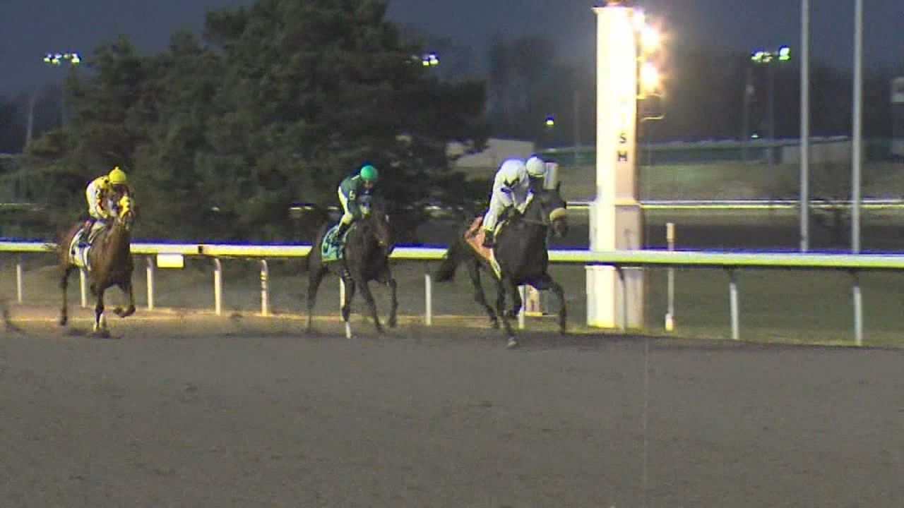 Churchill Downs revealed new details of upgrades planned for Turfway park. (WKRC)