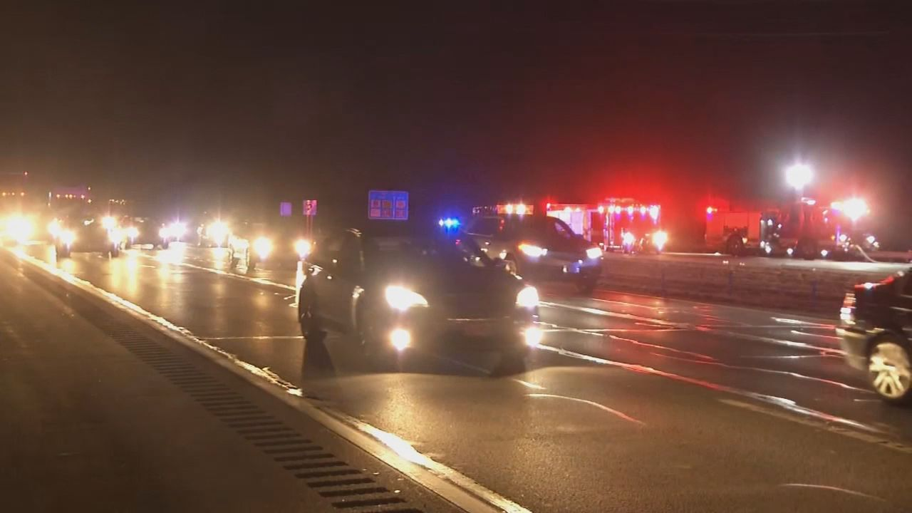 A Mason family was killed in a wrong-way crash on I-75 in Moraine Sunday night. (WKEF)