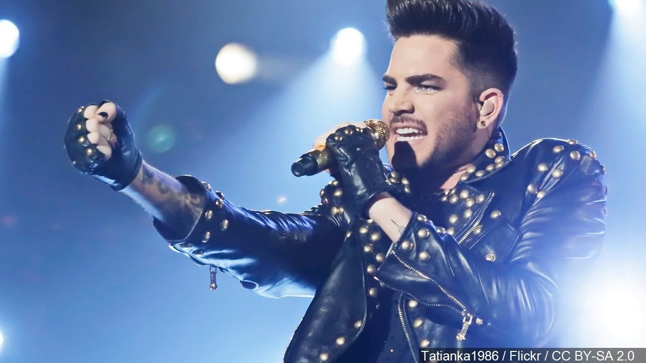 Adam Lambert: Happy to see more LGBTQ artists find success (MGN/Tatianka1986 / Flickr / CC BY-SA 2.0)