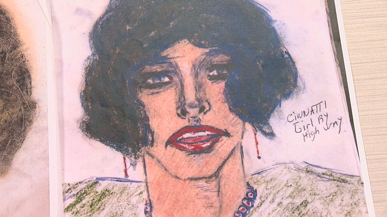 Judge Melba Marsh sentenced serial killer Samuel Little to two sentences of 15 to life for two Cincinnati murders in the 1980s.{ } Little drew a sketch of Jane Doe. (WKRC)