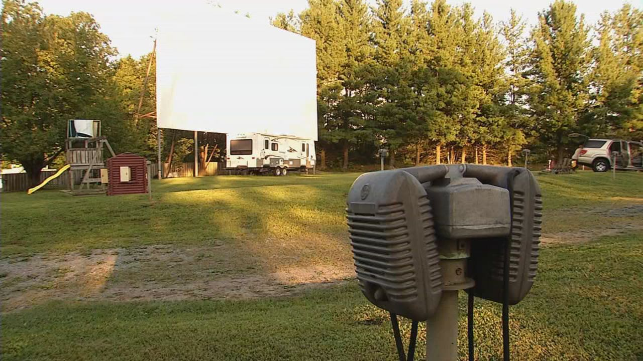 Since 1953, the Meadow Bridge Drive-In Theatre has been a staple in the community. (WCHS/WVAH)