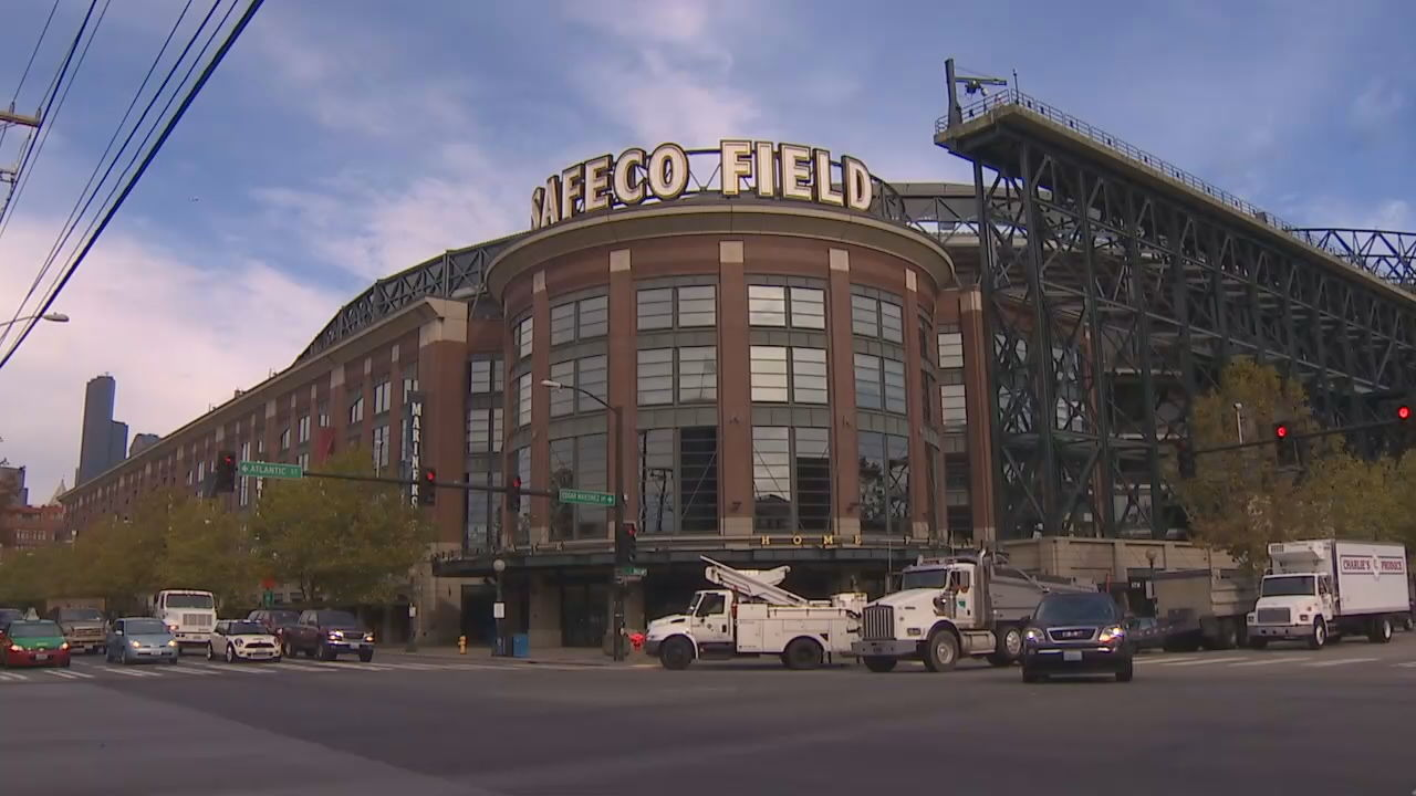 Safeco Field (KOMO Photo)