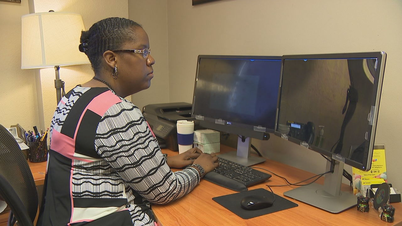 Dr. Monique Jones, medical director of the OHSU Avel Gordly Center for Healing. (Source: KATU)