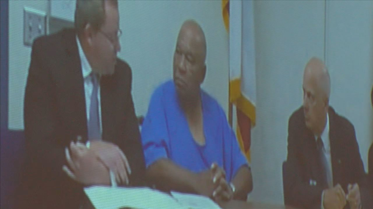 Judge Melba Marsh sentenced serial killer Samuel Little to two sentences of 15 to life for two Cincinnati murders in the 1980s. (WKRC)