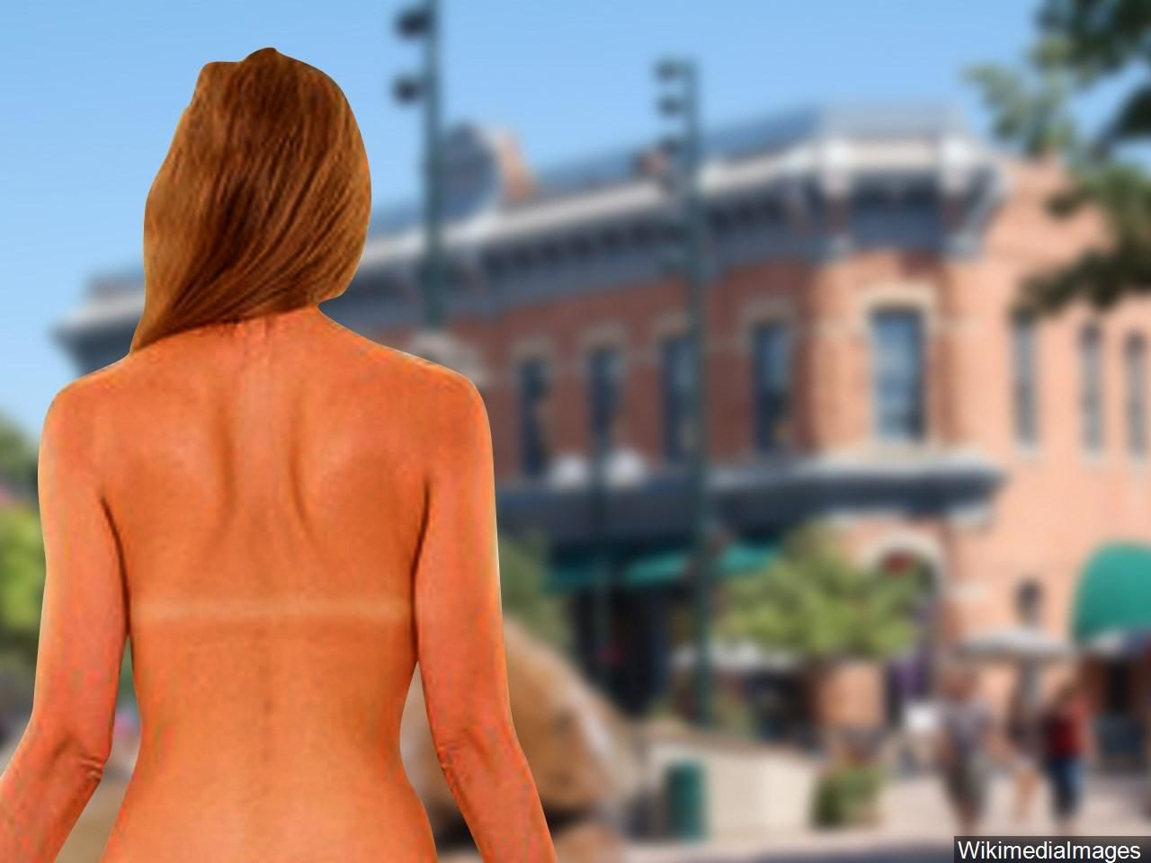 Women can now legally go topless in Utah, 5 other states, after federal ruling. (Photo Wikimedia via MGN)