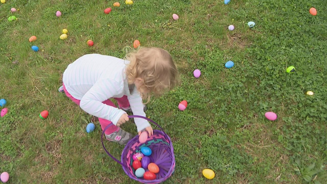 <p>A very special Easter egg hunt was held in Grove City on Friday, and it was all organized by 11-year-old Peyton Maxstead.{&nbsp;} (WSYX/WTTE)</p>