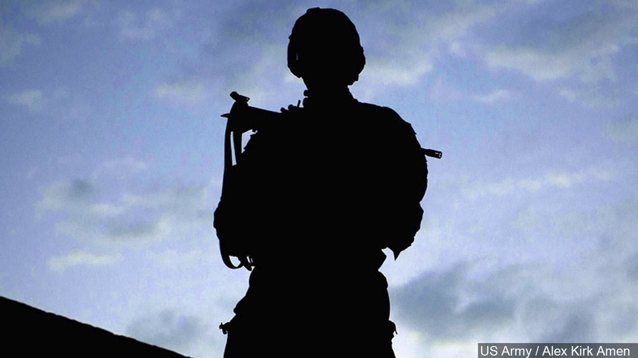 U.S. service member killed in action in Afghanistan. (Source: MGN/ Photo: US Army / Alex Kirk Amen)