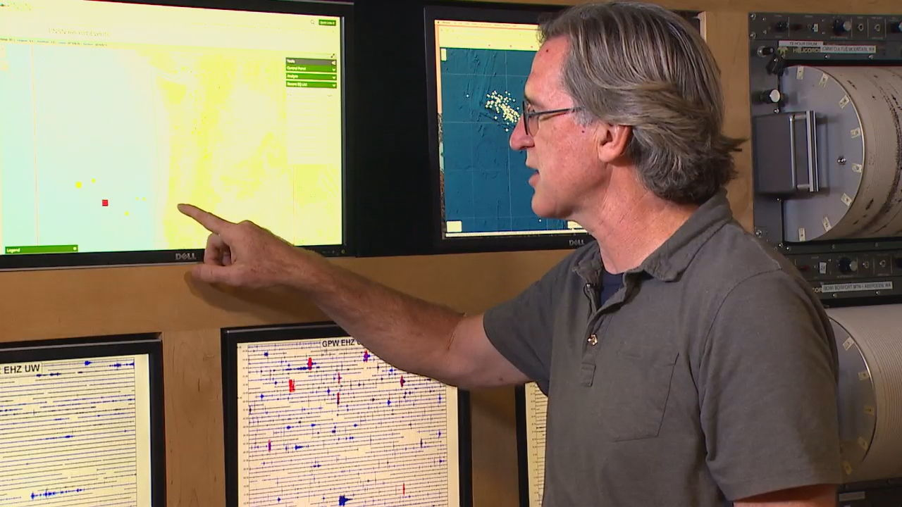 Oregon 6.3-magnitude quake strongest to hit region in nearly a year (KOMO New)