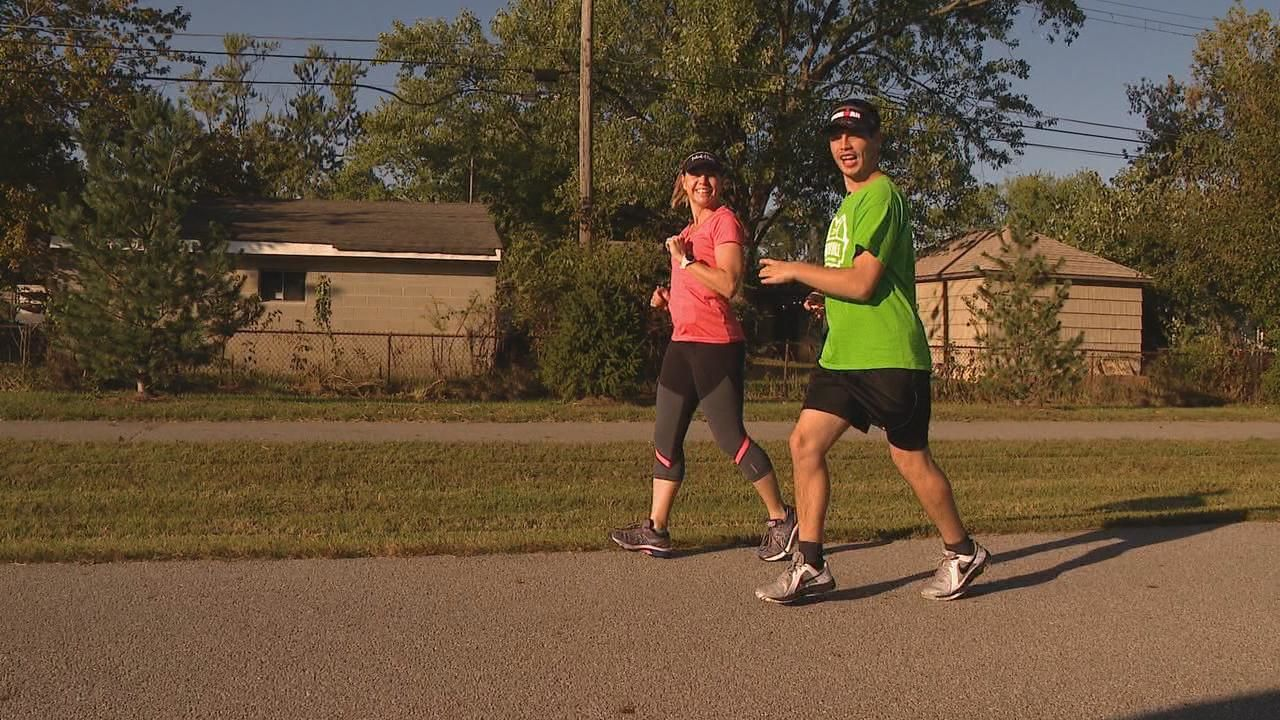Everywhere Colton Showalter goes, hugs, fist bumps, and smiles seem to follow. The Grove City area 24-year-old with Cerebral Palsy has quite a following and a lot of support, as he prepares to take on his next big challenge: a half-marathon. (WSYX/WTTE)