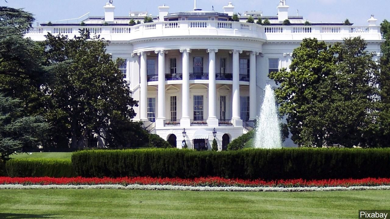 The White House (Photo courtesy MGN Online)