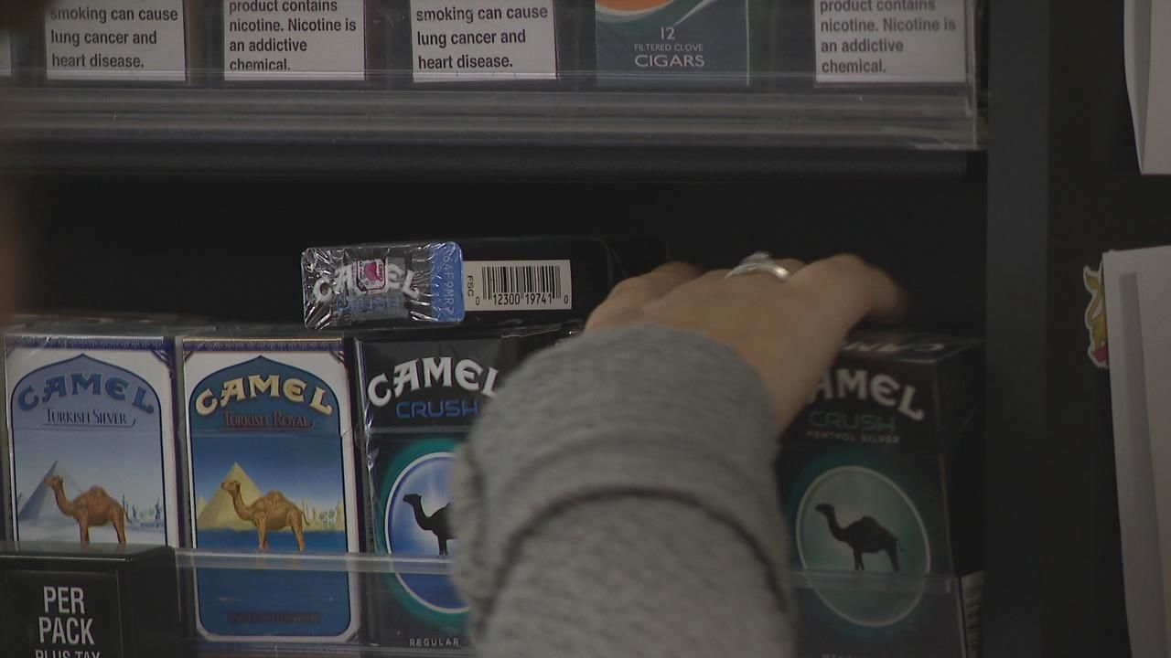 Starting October 17th, you will have to be 21 and over in order to buy tobacco products in Ohio (WSYX/WTTE)