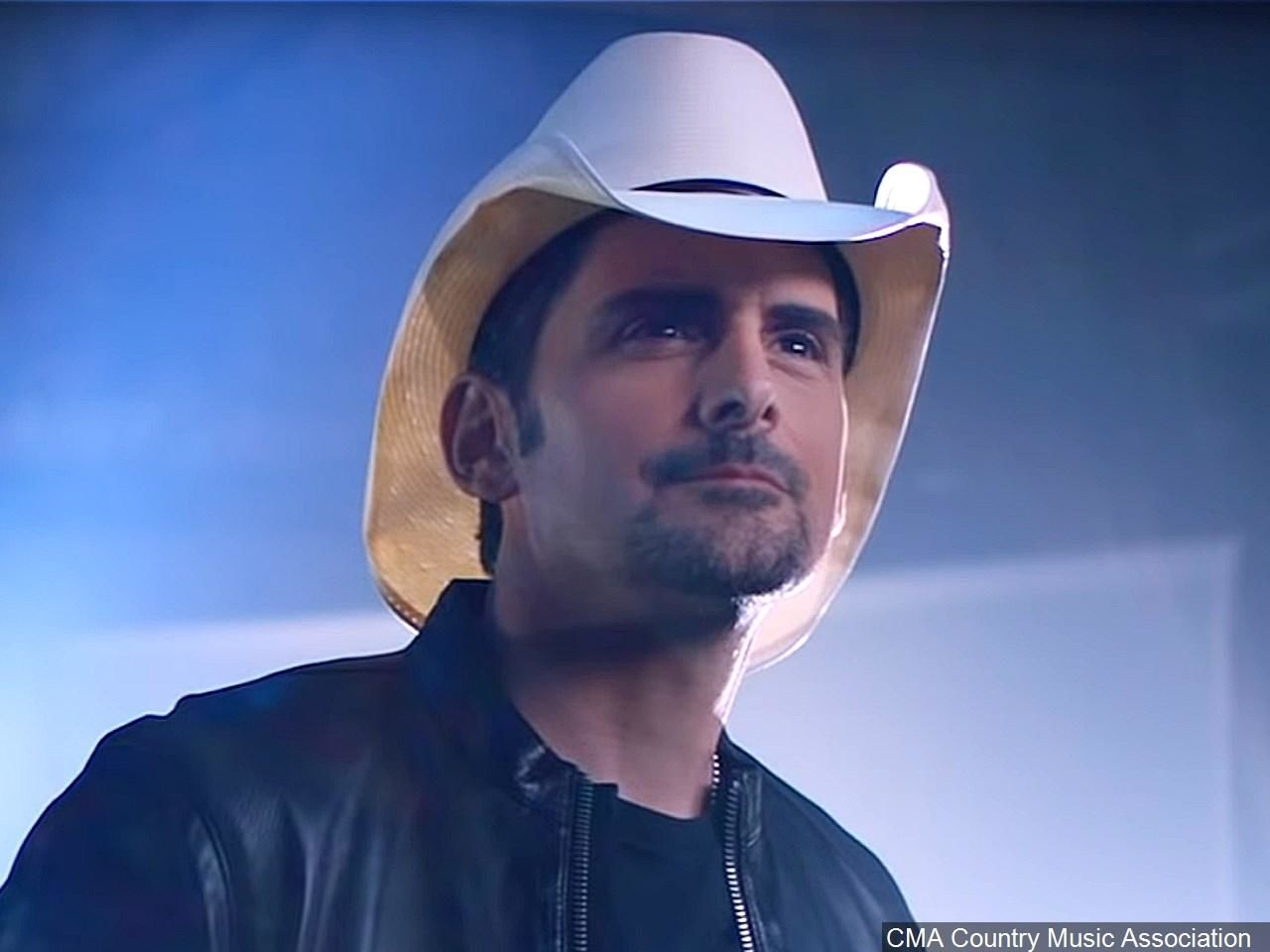 Brad Paisley breaks ground on free grocery shop in Nashville (Photo: CMA Country Music Association)