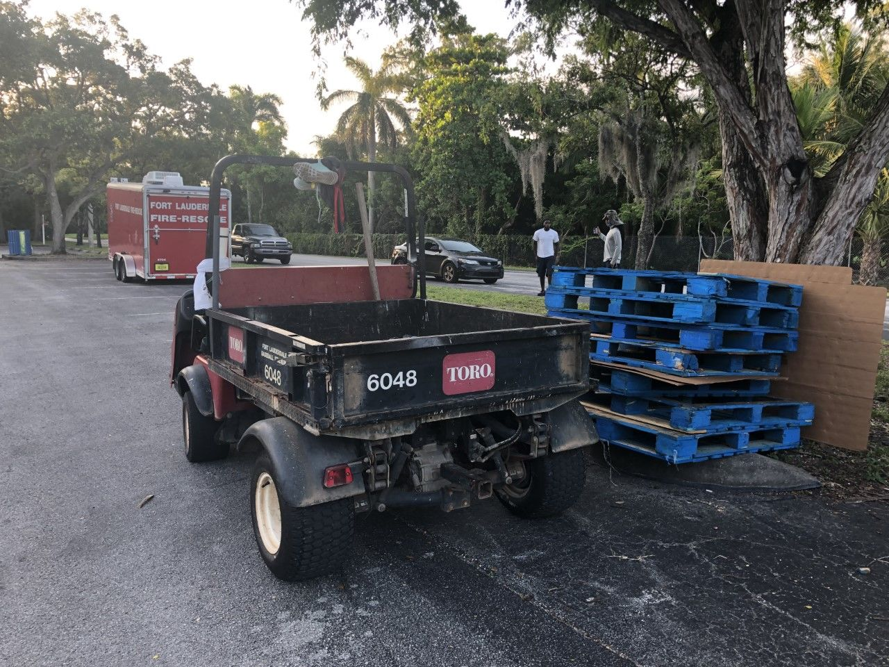 Florida set to restock water distribution center in Fort Lauderdale (WPEC)