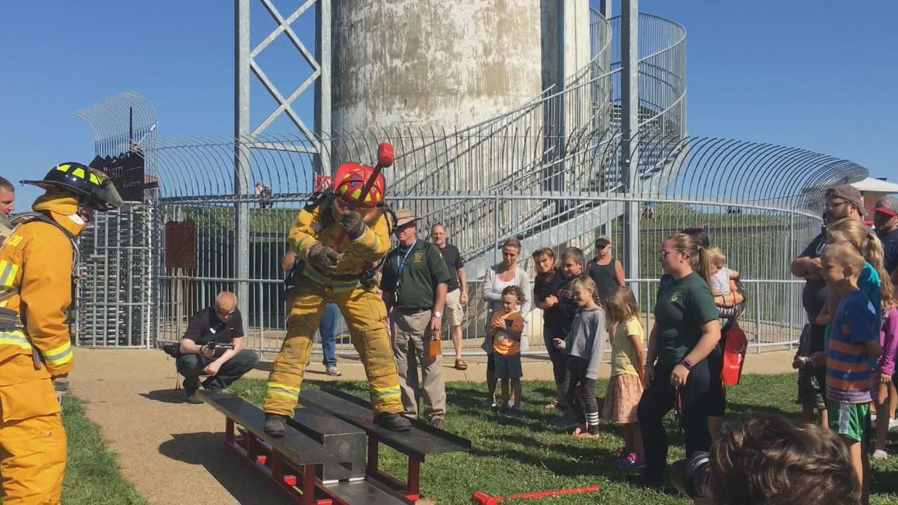 <p>First responders from Central Ohio put their skills to the test in a special competition on Saturday called the Rastin Challenge.{&nbsp;} (WSYX/WTTE){&nbsp;}<br></p>