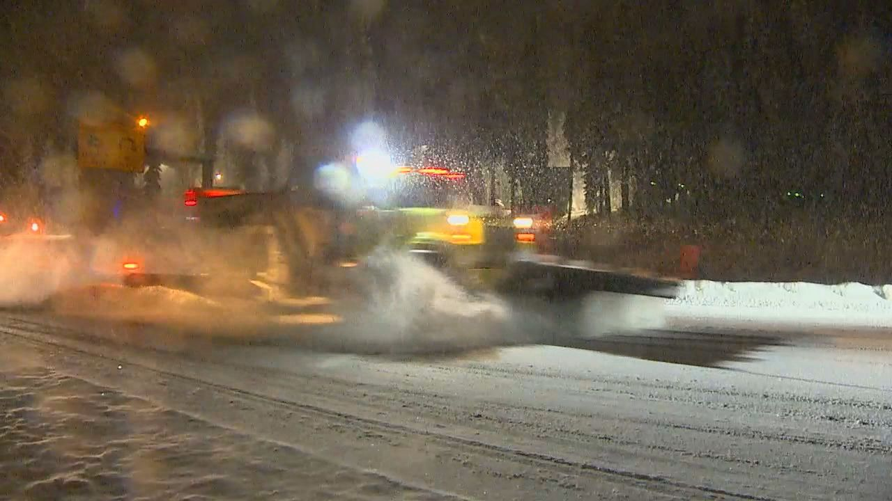 A winter storm brought plenty of snow to Cascade passes and resorts 12-11-19. (KOMO News)