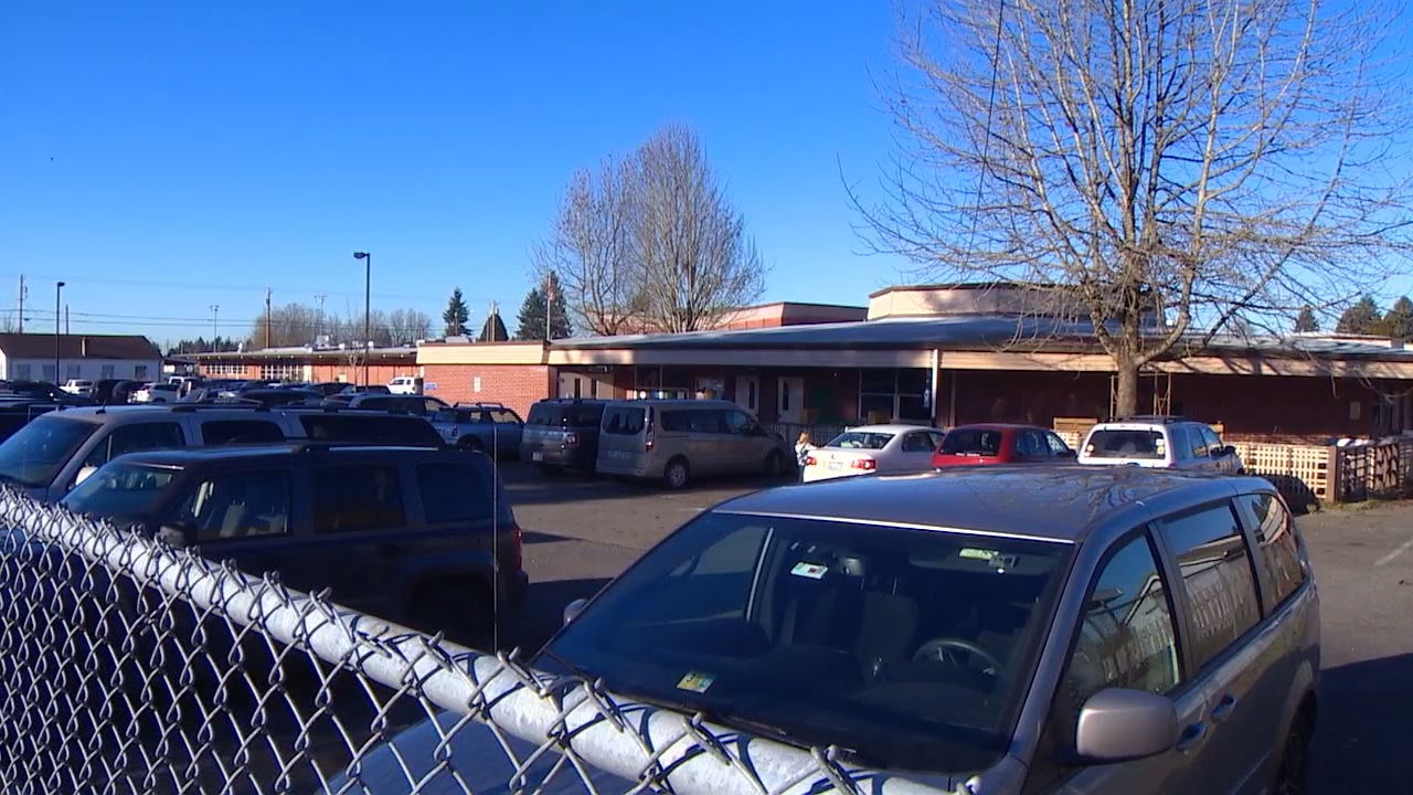 Parents and children say their health deteriorated while attending{&nbsp;} Sky Valley Education Center. (Photo: KOMO News)<p></p>