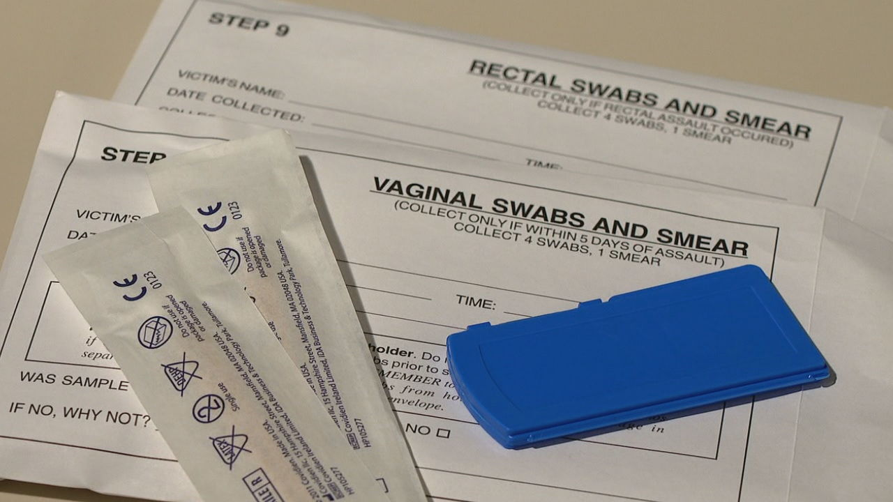 North Carolina's Survivor Act guarantees that all sexual assault kits will be sent to the state's crime lab within 45 days from the time a law enforcement agency collects them. (Photo credit: WLOS staff)
