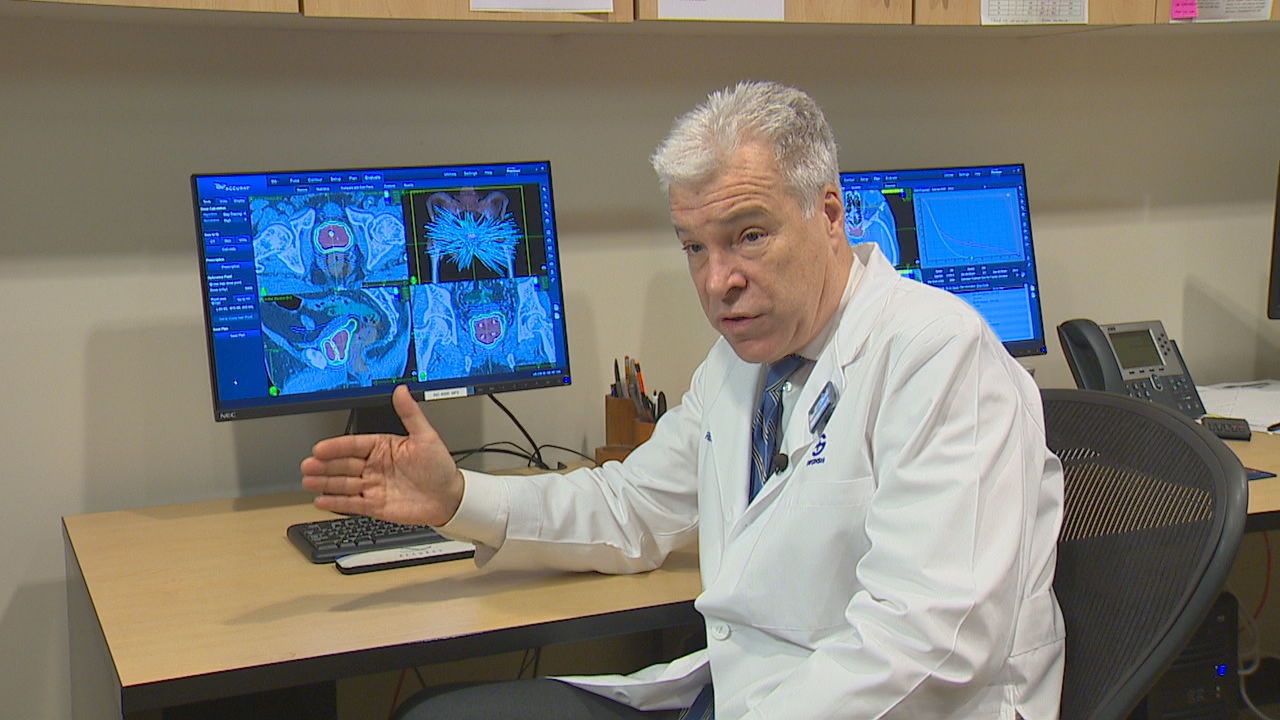 Treating cancer in 5 days: Local research pushes therapy to forefront