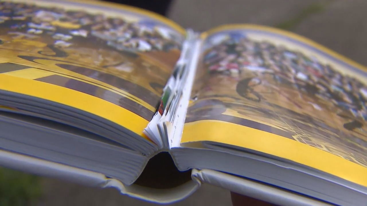 'Inappropriate' senior quotes prompts Sumner school to cut pages out of yearbooks (KOMO Photo)<p></p>