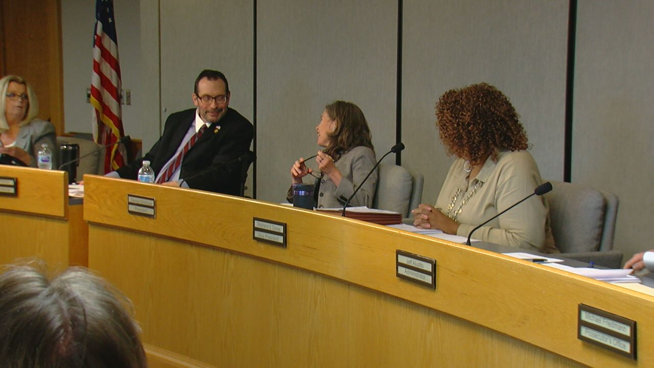 Commissioners spar over request to move meeting to hospital for recovering member (WKRC)