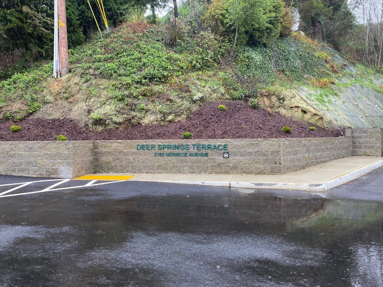 <p>Oregon Coast Community Action has built Deer Springs Terrace to help at-risk homeless veterans get back on their feet, Jan. 23, 2020. (SBG)</p>