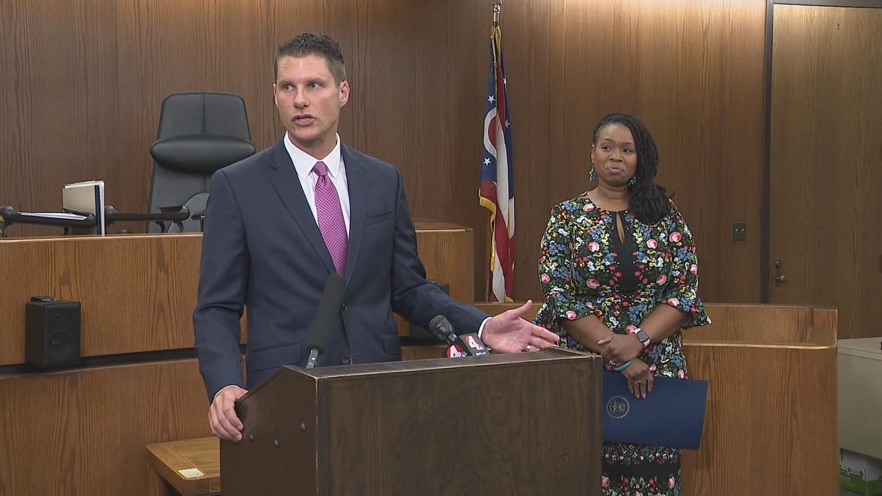 The Columbus City Attorney's Office unveiled a pilot program Tuesday to solve the root issues of why some people commit crimes in the hopes of stopping them from offending again. (WSYX/WTTE)<p></p>