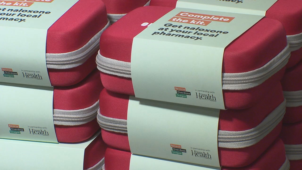 <p>The Oregon Health Authority and its partners debuted a new program to help employers and their employees respond to opioid overdoses in the workplace. The program  - Reverse Overdose Oregon -  will bring life-saving opioid overdose kits to the workplace. )KATU)</p>