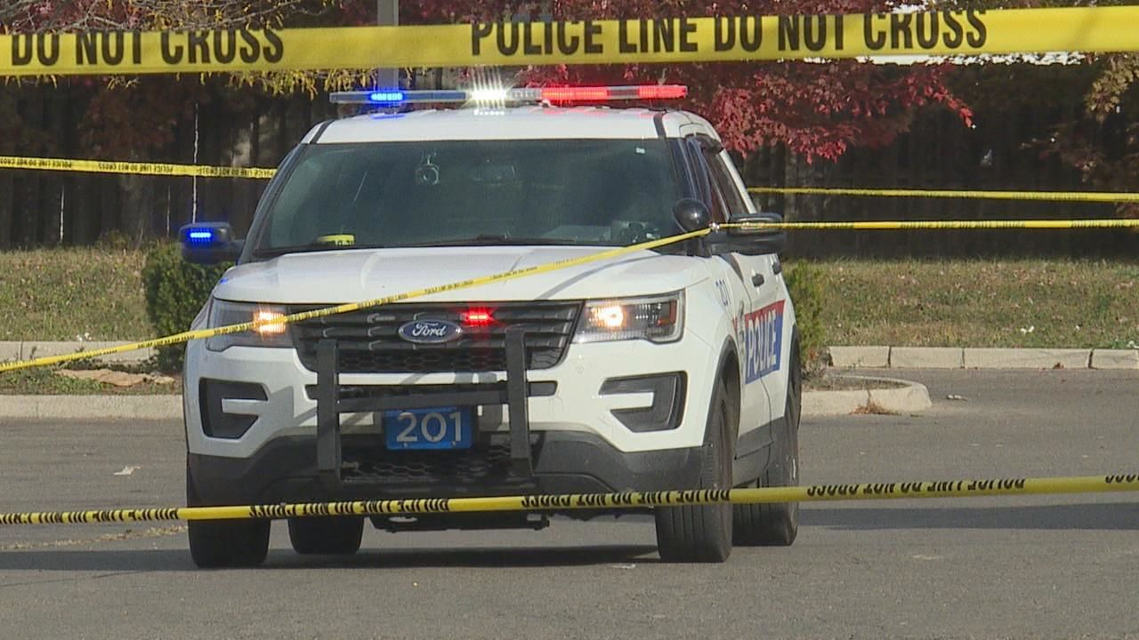 <p>Police confirmed late Saturday that a shooting victim had died at the hospital, after he was struck in a spray of gunfire on the city's far southeast side. (WSYX/WTTE){&nbsp;}</p>