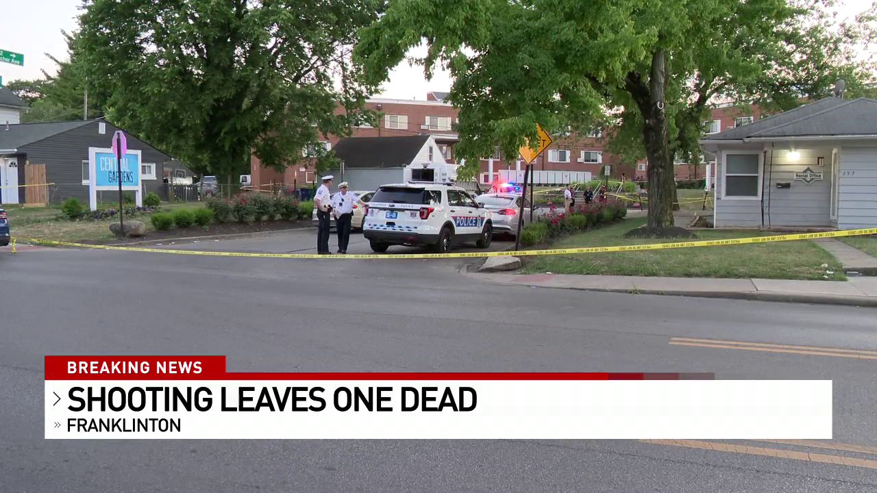 A person was killed in a shooting in Franklinton July 5, 2020. (WSYX/WTTE)