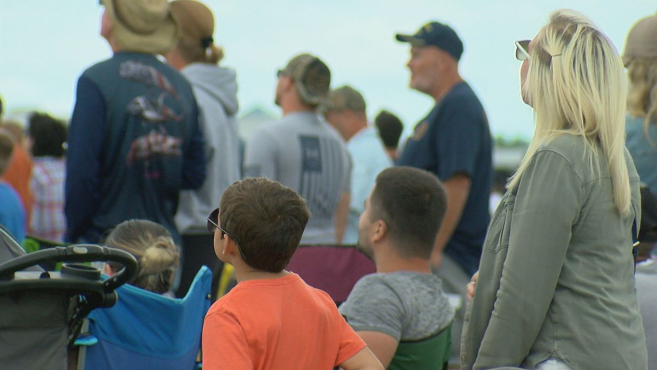 {&nbsp;}Rochester International Airshow held this weekend (WHAM Photo)<p></p>