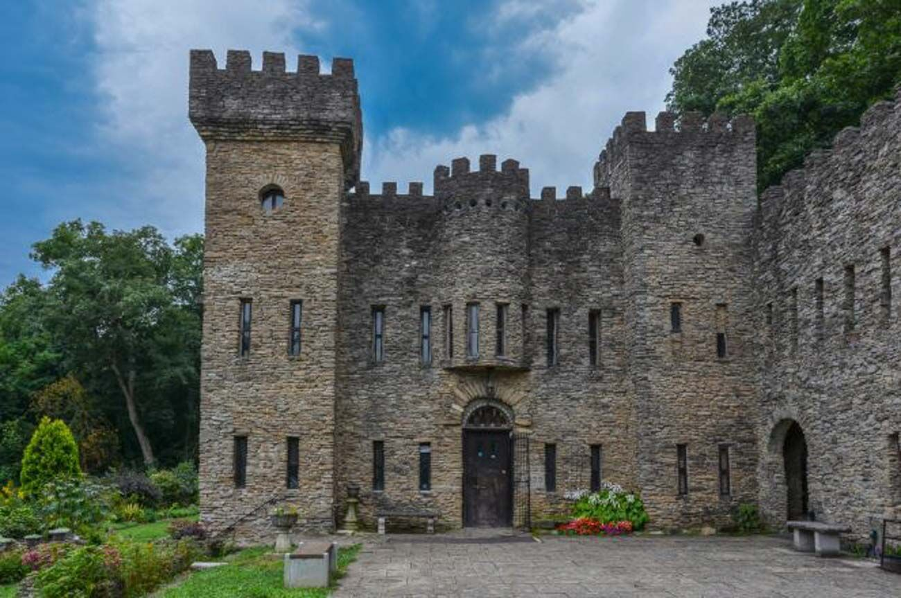 PLACE: The Loveland Castle Museum / ADDRESS: 12025 Shore Drive (Loveland) / Wouldn't it be more surprising if a medieval castle didn't have ghosts? Chateau Laroche (now called The Loveland Castle Museum) was constructed in 1929 by its original owner, Harry Delos Andrews. Before his death in 1981, he left the castle to the Boy Scout troop he led called The Knights of the Golden Trail. / Image: Sherry Lachelle Photography // Published: 10.17.20