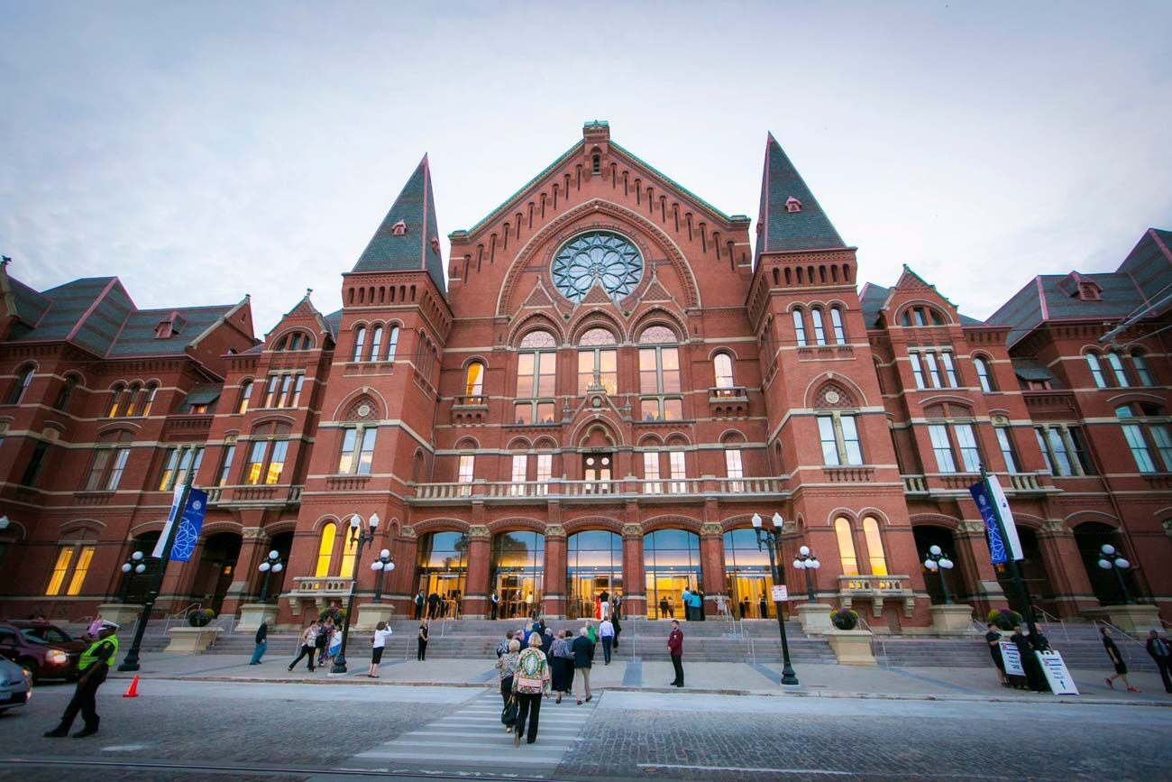 PLACE: Cincinnati Music Hall / ADDRESS: 1241 Elm Street (Over-the-Rhine) / As one of the most iconic buildings in the city, Music Hall attracts guests from all over who come to delight in artistic performances and stunning, Gothic architecture. It's received attention from ethereal visitors and fans of the paranormal, as well. Part of the structure was built over a potter's field where many people were buried, which is why human bones have been found during excavations throughout the property's history. / Image: Mike Bresnen Photography // Published: 10.17.20