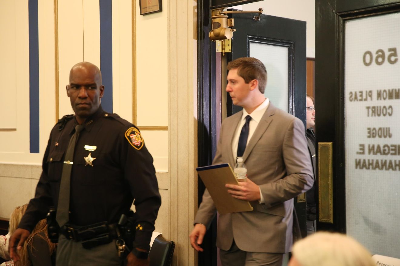 Judge Leslie Ghiz issues a gag order for the Ray Tensing retrial (The Enquirer/ Cara Owsley)