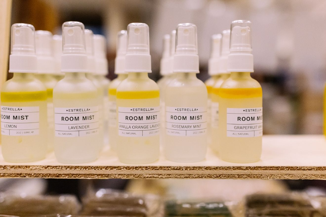 Estrella soaps are hand-crafted in small batches using high quality vegetable oils and aromatic essential oils. Based in Seattle, WA, Estrella uses no animal ingredients or artificial fragrances. (Image: Joshua Lewis / Seattle Refined)