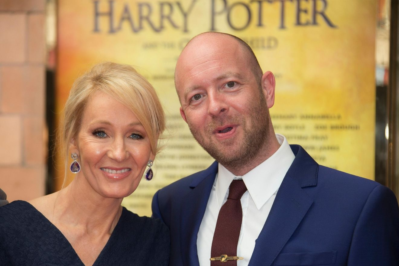 Wizard Magic Jk Rowling Hopes Harry Potter Play Goes