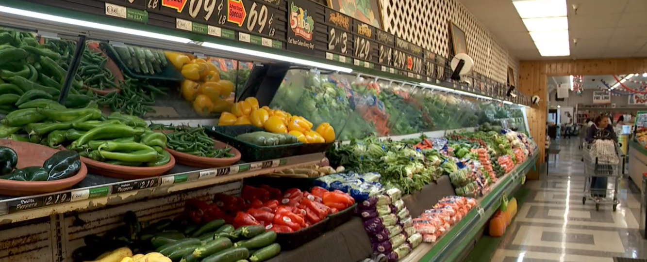 An idea to raise the Utah sales tax on food back to roughly where it was 15 years ago drew discussion Monday afternoon at the State Capitol. (Photo: KUTV)