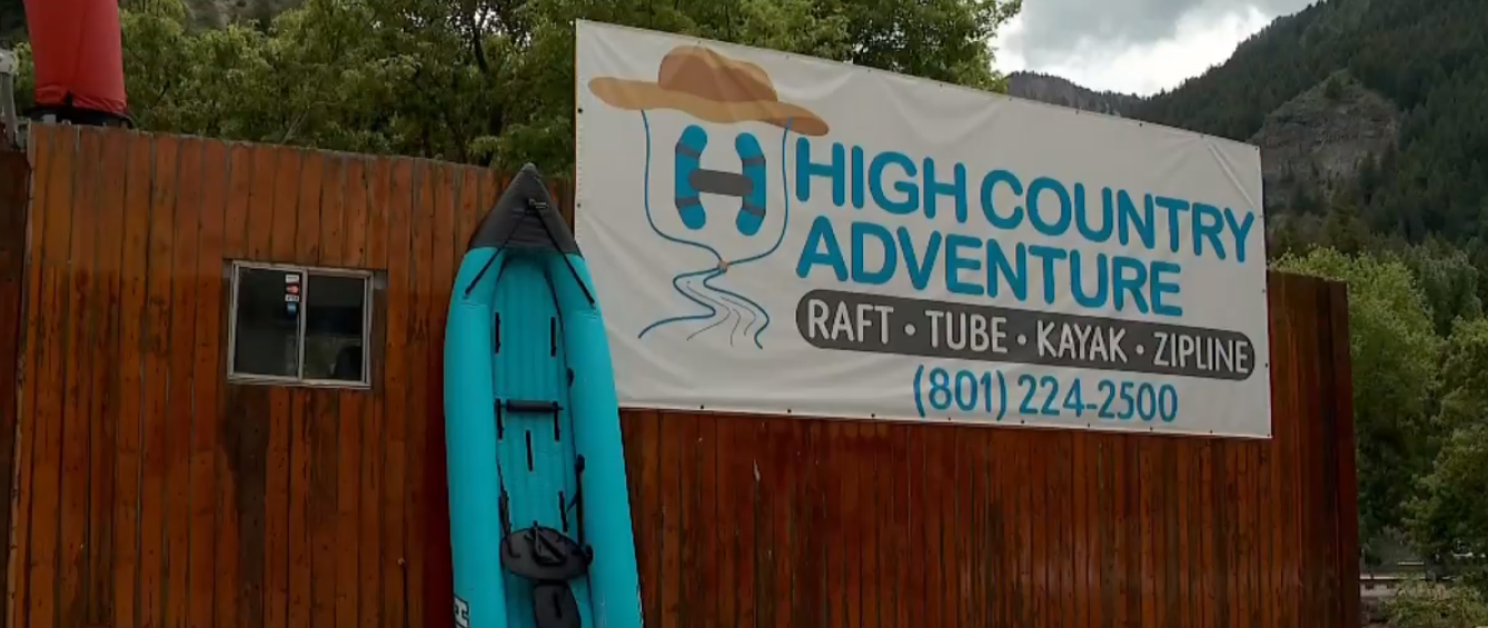 Some rafting companies along Utah rivers are having the worst start to their season in decades. (Photo: KUTV)