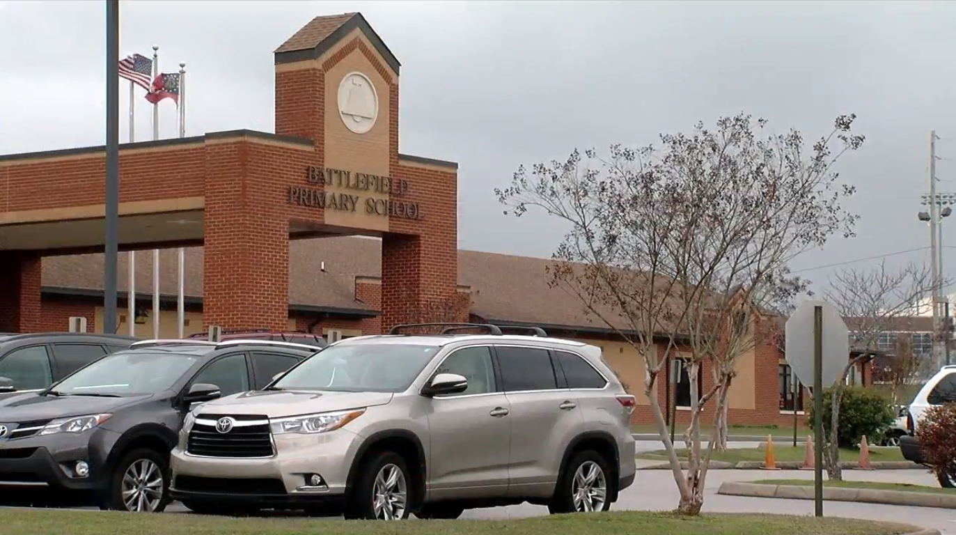Hiram Celis, an assistant principal at Battlefield Primary School, is suing Catoosa County Schools, saying despite his qualifications, he was passed up for principal positions because of his Mexican heritage. (Image: WTVC)